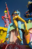 Carnival of Viareggio 2011, Italy Stock Photos