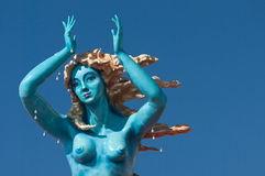 Carnival of Viareggio 2011, Italy Stock Photography