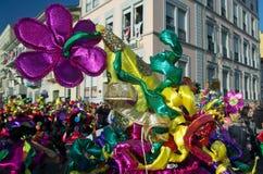 Carnival of Viareggio 2011, Italy Royalty Free Stock Photo