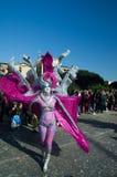 Carnival of Viareggio 2011, Italy Stock Image