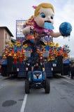 Carnival,Viareggio,generic view,Italy,europe Royalty Free Stock Photo