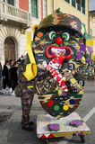Carnival,Viareggio,Italy,europe Stock Photography