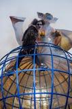 Carnival,Viareggio,Italy,europe Stock Image