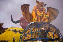 Carnival,Viareggio,Italy,europe Stock Photos