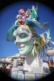 Carnival of Viareggio Stock Photos