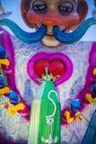 Carnival of Viareggio Royalty Free Stock Photos
