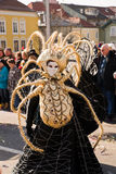 Carnival of Villach Royalty Free Stock Image