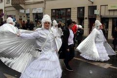 Carnival in Wiesbaden Royalty Free Stock Photo