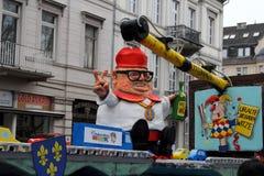Carnival in Wiesbaden Stock Photos