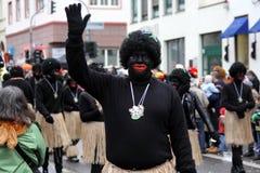 Carnival in Wiesbaden Stock Image