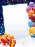 Carnival winter decoration Stock Photo