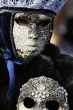 carnival3 venetian Стоковые Фото