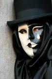 carnivale关闭化妆舞会 免版税库存图片