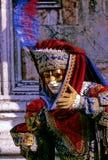 Carnivale figura-Italia Immagine Stock