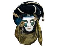 Carnivale mask Royalty Free Stock Image
