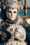 carnivale maskarada Fotografia Stock