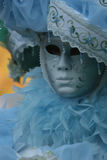 Carnevale Masquerade Close Up Royalty Free Stock Image