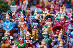 Carnivals. People`s belief on their prayers stock image
