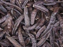 Carob bean Stock Photo