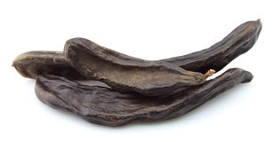 Carob pods Stock Photos