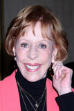 Carol Burnett. LOS ANGELES - FEB 24:  Carol Burnett arrives at the 49th Annual Publicists Guild Awards Luncheon at the Beverly Hilton Hotel on February 24, 2012 Royalty Free Stock Image