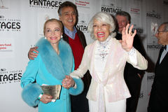Carol Channing,Anne Jeffreys,Ann Jeffreys Stock Images