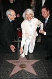 Carol Channing,Harry Kullijian Royalty Free Stock Images