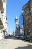 Carol I Mosque of Constanta Romania 2 Stock Image