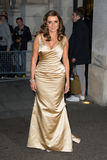 Carol Vorderman. Arriving for the 2013 Pride of Britain Awards, at the Grosvenor House Hotel, London. 07/10/2013 Picture by: Dave Norton / Featureflash Royalty Free Stock Photos