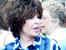 Carole Bayer Sager Royalty Free Stock Photography