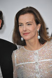 Carole Bouquet. ANTIBES, FRANCE - MAY 22, 2014: Carole Bouquet  at the 21st annual amfAR Cinema Against AIDS Gala at the Hotel du Cap d'Antibes Stock Photo
