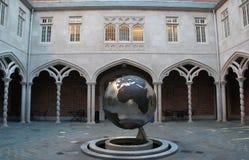 Carole Weinstein International Center en la universidad de Richmond Imágenes de archivo libres de regalías