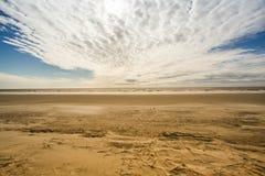 Carolina Beach del sur Foto de archivo libre de regalías
