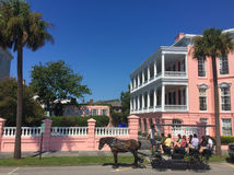 carolina Charleston na południe Zdjęcia Stock