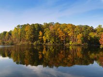 Carolina Fall Royalty Free Stock Image