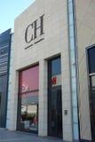 Carolina Herrera Store Stock Image
