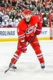 Carolina Hurricanes right wing Radek Dvorak Royalty Free Stock Images