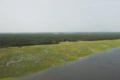 Carolina-Küste Stockfotos