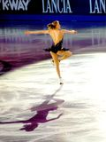 Carolina Kostner Stock Image