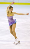 Carolina Kostner Photographie stock