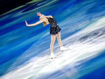 Carolina Kostner Royalty Free Stock Photography