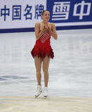 Carolina Kostner (ITA) Stock Photo