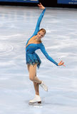 Carolina KOSTNER (ITA) free skating Stock Images