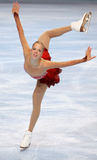 Carolina KOSTNER (ITA) short program Stock Photography