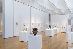 Carolina Museum du nord d'art Photos libres de droits