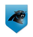 Carolina-Pantherteam Lizenzfreie Stockfotos