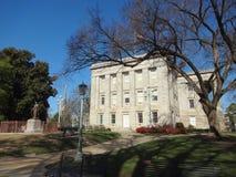 Carolina State Capitol del nord in Raleigh Fotografie Stock