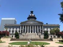 Carolina State House sul em Colômbia foto de stock