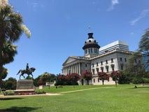 Carolina State House sul em Colômbia fotos de stock