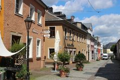 Carolina Street Karolinenstrasse fotos de archivo libres de regalías